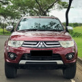 Pajero Exceed VGT 2013 Merah