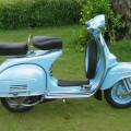 Jual motor Vespa tahun 66 komplit murah banget