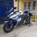 Yamaha r25 2015 mulus low km simpanan