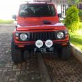 Suzuki Jimny Tahun 2001