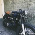 Honda cb 200 modif caferacer