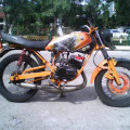 Jual Yamaha RX King 93