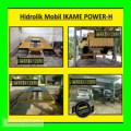 Modern - hidrolik mobil power H Di Nusa Tenggara Barat