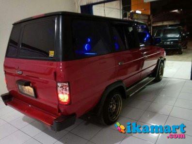 Toyota Kijang Grand Extra 1995 Mobil