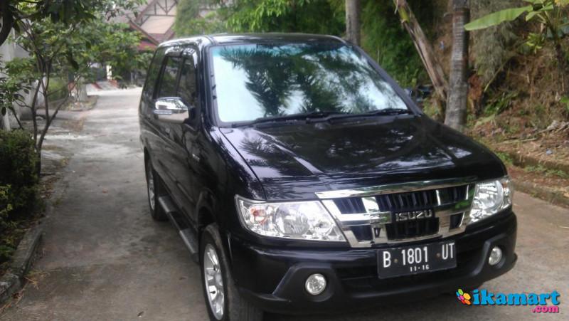 isuzu panther lx turbo 2011