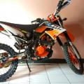 Kawasaki KLX 150 S 2013 full modif trabas
