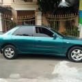 Mitsubishi galant 1994 matic hijau metalik mulus luar dalam