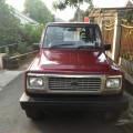 Daihatsu Feroza 1994 wrn maroon full orisinil luar dalam pasti suka