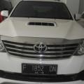 Toyota Fortuner V 2013 Putih Automatic
