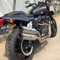 Harley Davidson XR1200X tahun 2010