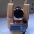 Jual Topcon D.T 209/209L Digital Theodolite Topcon DT-209 / DT-209L 081294376475