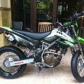 For sale D-tracker tahun 2012 bulan 9 KM 1300