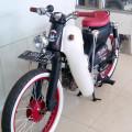 Honda Street Rod Cub: