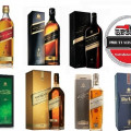 Jual Johnnie walker black label dll