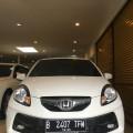 Honda Brio 1.2 E CVT Th 15 AT