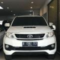 Toyota Fortuner 2.5 G DSL VNT TRD Th 15 AT