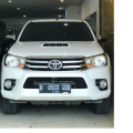 Toyota Hilux 2.5 G dsl VNT 4x4 15 MT