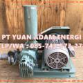 Mesin Root Blower Untuk Pengolahan Air Limbah Industri Farmasi
