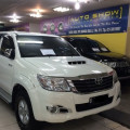 Toyota Hilux G VNT turbo Double Cabin M/T 2012 diesel