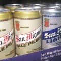 Beer San Mig Light Kaleng