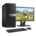 DELL OPT 7060MT i5-8500, 8GB, 2TB,AMD RX 550 4 GB