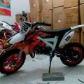 motor mini Trail 50cc