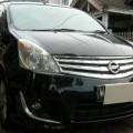 Nissan Grand Livina 1,5 XV AT Ultimate 2013 Hitam