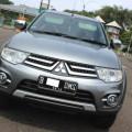 Mitsubishi Pajero Exceed 2014 Grey Automatic