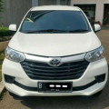 Toyota Avanza 1.3 E Manual White 2016