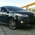 Toyota Yaris 1.5 S TRD Sportivo AT 2015 Black