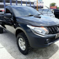 Mitsubishi all new strada triton pick up  single cabin 4x4 mt 2017
