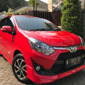Toyota Agya Trd 1.2 2017 Manual
