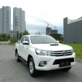 Toyota All New HILUX G 4X4 REVO 2017 Putih Double Cabin