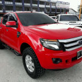 Ford Ranger 2.2 double cabin XLS 4X4 turbo Manual 2014. Istimewa