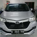 Toyota avanza Grand E 2016 manual