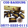 Jual Permen SOLOCO Obat Kuat Bandung COD 087722250111
