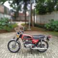 Honda CB200 twin