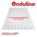 Ondclair / Onduclair / Asbes Transparan / Onduline Transparan