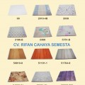 Plafon PVC Jintai ( Anti Air & Anti Rayap )