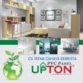 Plafon PVC Upton ( Anti air & Anti Rayap )