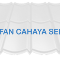Genteng Transparan PVC 2x4