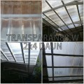 Genteng Transparan Fiberglass 88.W (1x4)