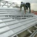 Aluminium Foil / Zelltech insulation / Peredam Panas