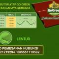 Atap Go Green - Atap Plastik Baja