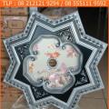 Hiasan Lampu Plafon / Roof Ornament / BT-6001