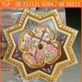 Hiasan Lampu Plafon / Roof Ornament / BT-6002