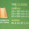Duma Classic ( 5 Meter ) - Duma Panel WPC