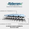 ALDERON RS ( 2,4 Meter ) - ATAP UPVC