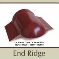 End Ridge ROYAL®Roof / Atap UPVC Royal Roof