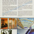 Solarflat ( 3 mm ) Atap Transparan Solid / Atap Polycarbonate Sheet